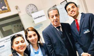 CCUEIL DANS LES TRANSPORTS AÉRIENS ET MARITIMES à Casablanca