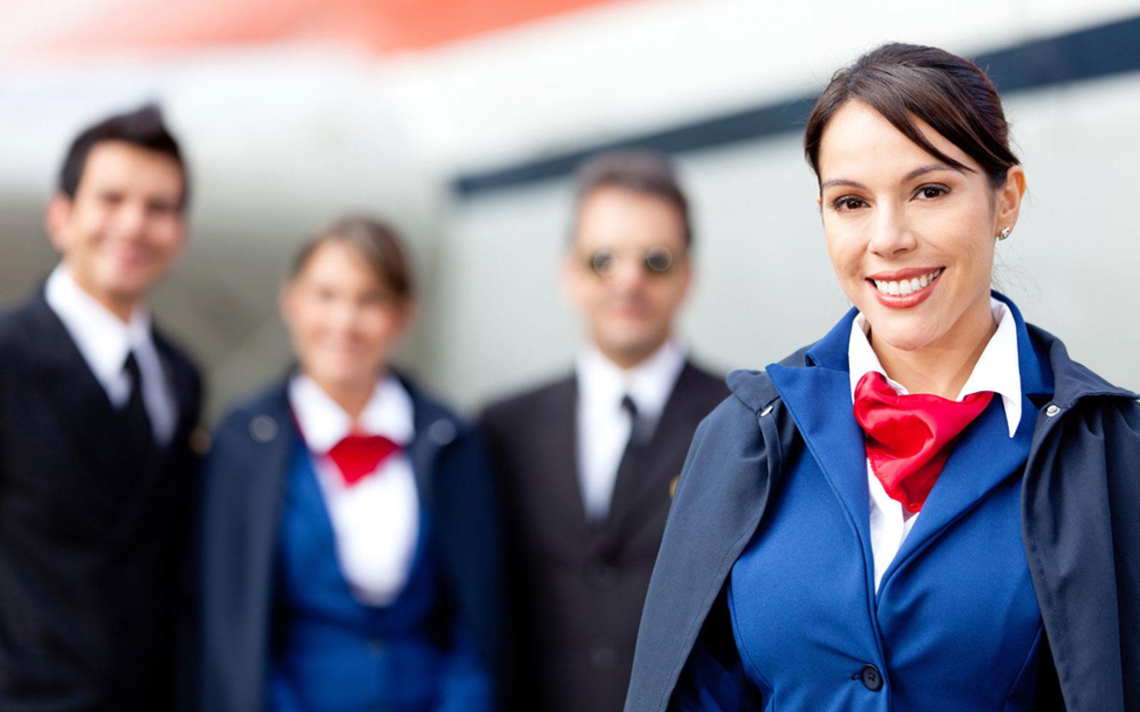 Ecole de Formation des Hôtesses de l'air et Stewards à Casablanca Maroc, Filière de l'Accueil dans les Transports Aériens et Maritimes AMTC Maroc