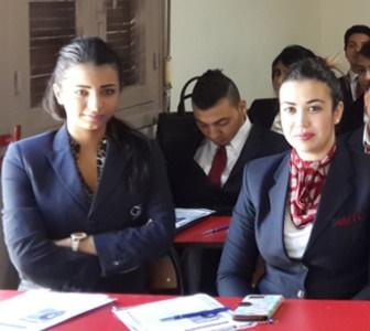 Ecole De Formation Des Hotesses De L Air Et Stewards A Casablanca